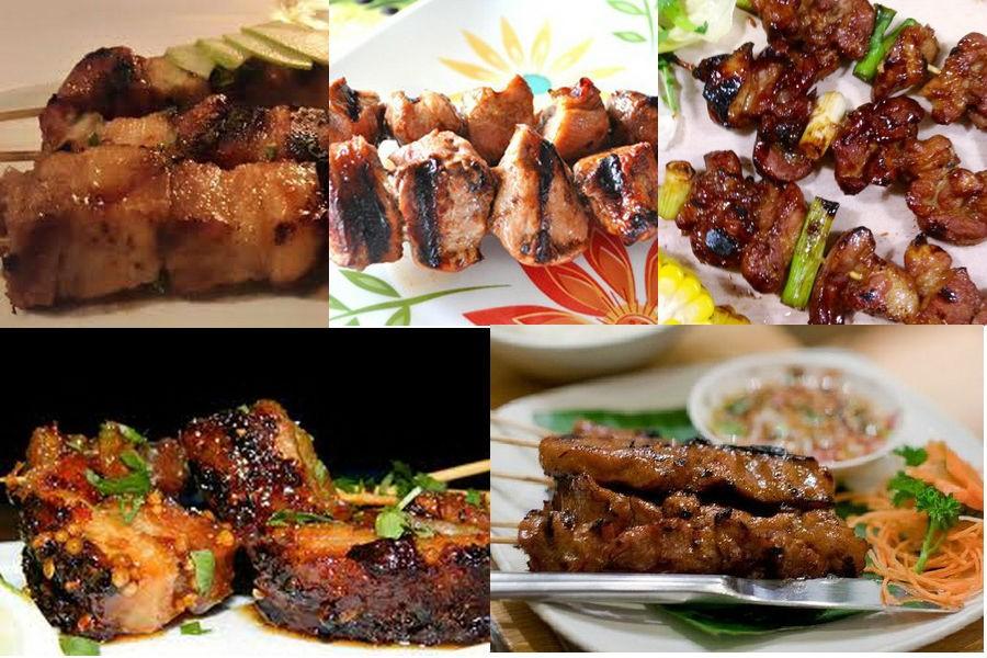 Маринад для шашлыка из свинины: популярные рецепты