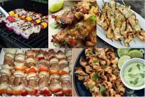 Шашлык из курицы: рецепты маринада