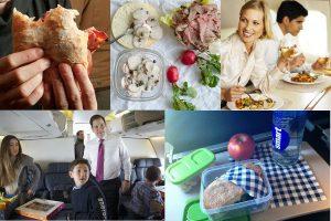 В полет со своим обедом: можно ли брать в самолет еду