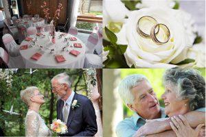 Какие бывают свадьбы (по годам)