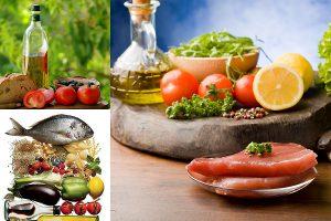 Средиземноморская диета для похудения: меню на неделю, рецепты