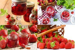 Read more about the article Клубничное варенье на зиму: рецепты с фото