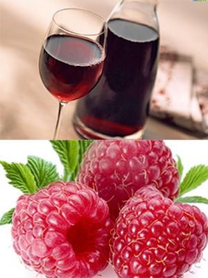 Малиновое вино со смородиной