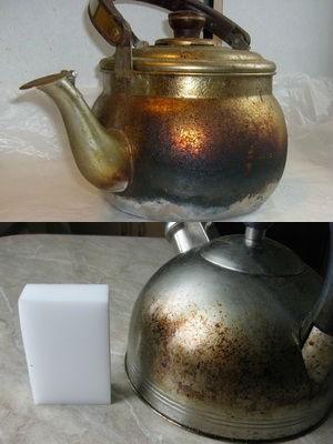 как очистить чайник от нагара