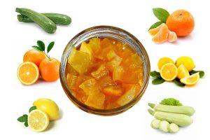 Варенье из кабачков с лимоном и апельсином – необычный десерт