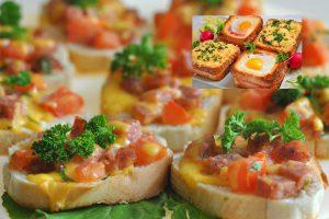 Read more about the article Горячие бутерброды в духовке, микроволновке: рецепты с фото