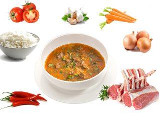 Суп-харчо в домашних условиях