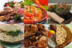 Армянская кухня: рецепты с фото