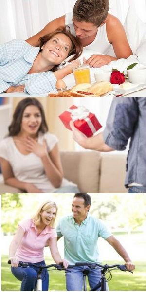 Как освежить отношения между супругами