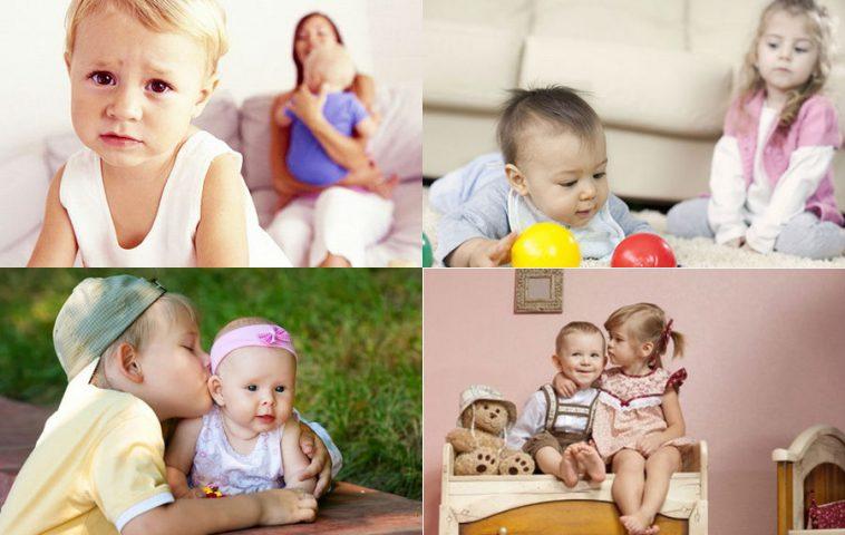 Детская ревность: что делать, если старший ребенок ревнует к младшему