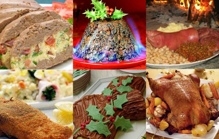 Что приготовить на Рождество: традиционные блюда к праздничному столу