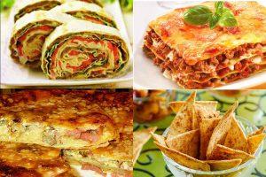 Блюда из армянского лаваша (тонкого): рецепты