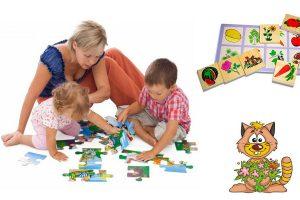 Игры для развития памяти и внимания для детей 5 лет