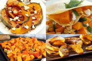 Тыква, запеченная в духовке кусочками: рецепты десертов и вторых блюд