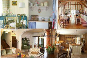 Стиль кантри в интерьере квартиры: описание, фото, типичные ошибки