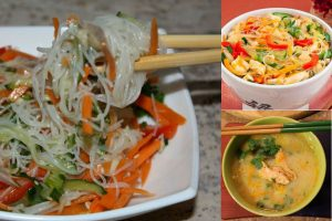 Как приготовить фунчозу в домашних условиях: рецепты азиатской кухни
