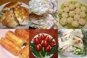 Read more about the article Что можно приготовить из крабовых палочек кроме салата: рецепты