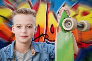 Как выбрать скейт для ребенка