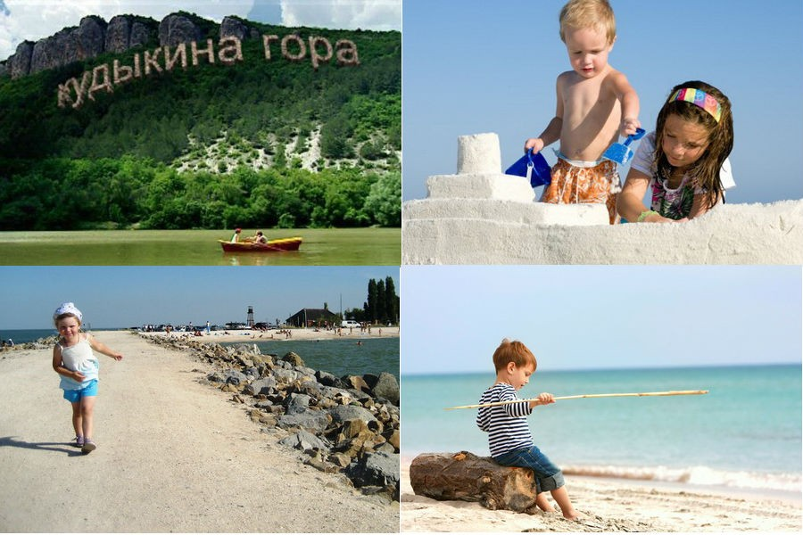 Отдых в России летом: куда поехать с ребенком