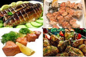Read more about the article Маринад для шашлыка из рыбы: 9 лучших рецептов