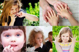 Ребенок сильно грызет ногти – что делать родителям?