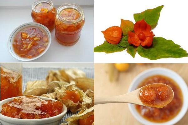 Варенье из физалиса: 8 популярных рецептов