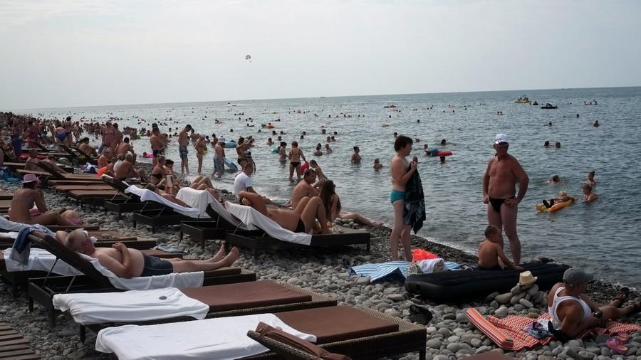 Отдых в Лазаревском: путевые заметки