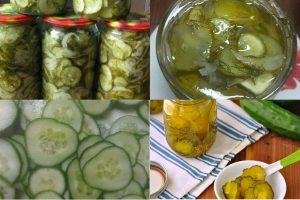 Read more about the article Салат из огурцов «Зимний король» на зиму: 5 рецептов
