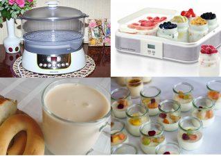 Как выбрать йогуртницу и приготовить домашний йогурт