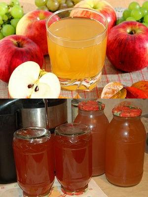 Яблочный сок на зиму: 7 лучших рецептов, советы