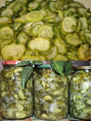 Салат из огурцов «Зимний король» на зиму: 5 рецептов