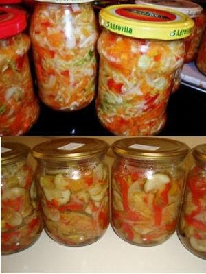 Салат «Охотничий» из капусты на зиму: 4 рецепта приготовления