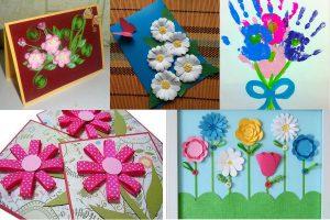 Read more about the article Как сделать красивую открытку ко Дню матери своими руками