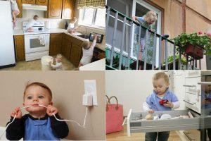 Read more about the article Как обезопасить дом для маленького ребенка своими руками