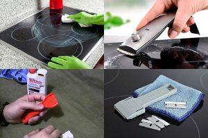 Как правильно ухаживать за стеклокерамической плитой
