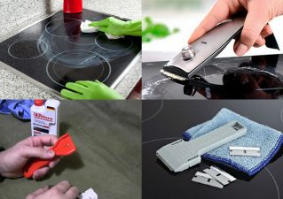 как ухаживать за стеклокерамической плитой