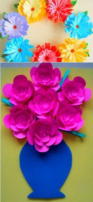 Как сделать красивую открытку ко Дню матери своими руками