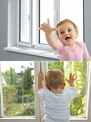 Как обезопасить дом для маленького ребенка своими руками