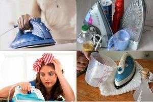 Read more about the article Как почистить утюг в домашних условиях