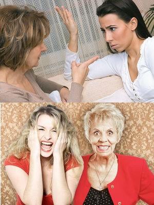 Теща или вторая мама? Зависит от вас!