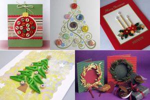 Read more about the article Рождественская открытка своими руками: идеи, инструкции