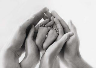 семья после рождения ребенка