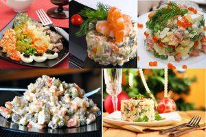 Правильный салат «Оливье»: 9 классических и новых рецептов