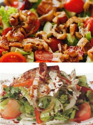 Простые и вкусные салаты на 14 февраля: 8 рецептов