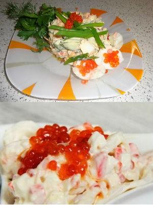 Салат из консервированных кальмаров: 10 рецептов, советы, оформление