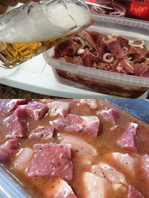 маринуется свинина