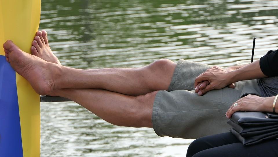 отеки ног в жару