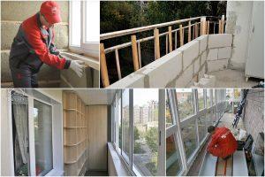 Как застеклить балкон или лоджию пластиковыми оконными блоками