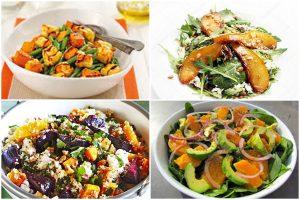 Вкусные салаты из тыквы: 17 рецептов с овощами, фруктами, мясом, рыбой