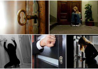 что делать, если не открывается входная дверь